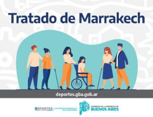 ES LEY EL TRATADO DE MARRAKECH Y EL ACCESO A LA INFORMACIÓN, UN DERECHO