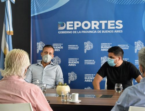 EL GOBIERNO BONAERENSE CONFORMÓ LA MESA DE MONITOREO DE POLÍTICAS CONTRA LA VIOLENCIA EN EL RUGBY