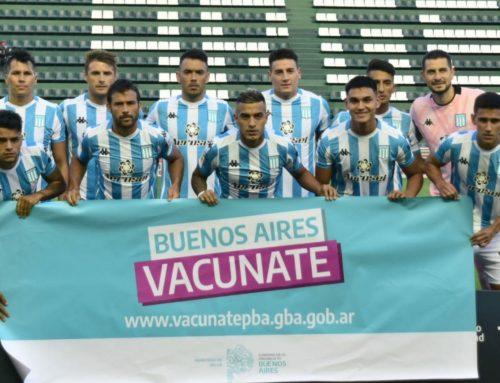 BUENOS AIRES VACUNATE: CAMPAÑA DE CONCIENTIZACIÓN DESDE EL DEPORTE HACIA LA SOCIEDAD